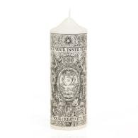 Creativity - Artistic Pillar Candle image