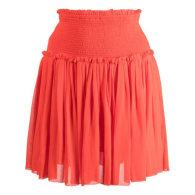 Scarlet Smocked Skirt image