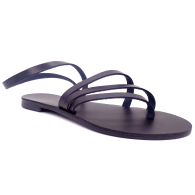 Leather Straps Sandals Cybele Black image