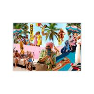 Summer Days Art Print A3 image