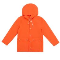 Fisher Raincoat- Yellow & Orange image