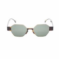 Eight Sunglasses Tortoise Gold image