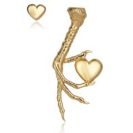 Claw's Love Earrings image