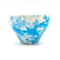 Little Bowl - Sky Blue Speckle image