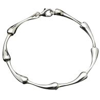 Lutetia Silver Bracelet image