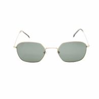 Fifteen Sunglasses Matte Gold & Green image