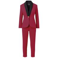 A Rebellious Fuchsia Suit image