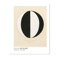 Hilma Af Klint Abstract Pionjar Art Print A3 image