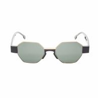Eight Sunglasses Black Gold image