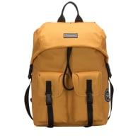 Orrice Flap Over Backpack Mustard image