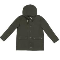 Fisher Raincoat - Green image