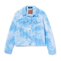 LEVIS X The Dyer's Daughter Hand-dyed Denim Jacket image