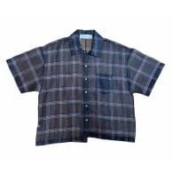 Silk Chiffon Camper Shirt image