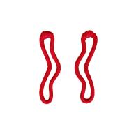 Red Fluido Earrings image
