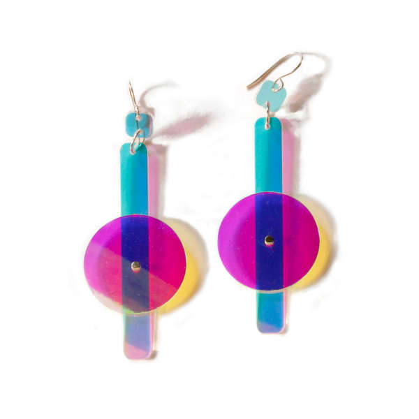 NO 13 Let There Be Light - Earrings No 1