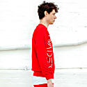 Rumble Sweater - Red image