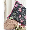 Velvet Long Cushion Cover - The Strawberry Vines image
