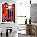 Küche - Modernist Kitchen Poster image