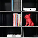 French Bulldog Geometric Sculpture Frank in Red image