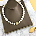 Freshwater Pearls & Studded Pearls Short Necklace image
