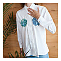 Tropical Embroidered Shirt image