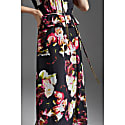 Ophelia Dark Maxi Dress image