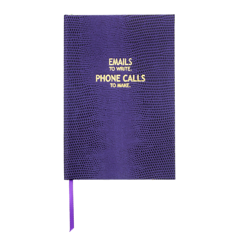 Sloane Stationery - Emails & Phone Calls Pocket Notebooks