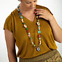 Lanzou Long Necklace image