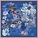 The English Garden Scarf Cornflower image