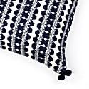 Frida Navy Stripe Cushion image