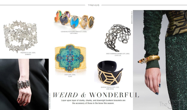trends - bracelets