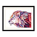 Lion Art Print image
