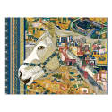Persian Horse Cards With Envelopes image