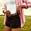 'Dunia' Ladies Kenyan Beaded Belt image