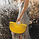 Water Moon Satchel - Yellow image