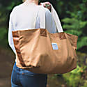 Trade Brown Canvas and Leather Bag image