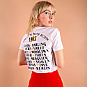 Andy Warhol Superstars Retro Slogan T-Shirt image