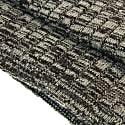 Charcoal Melange Wool & Cashmere Scarf image