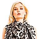 Siberian Leopard Stole image