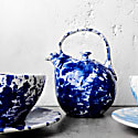 Teapot - Sea Blue | Speckle image