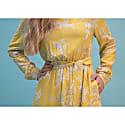 Ellie Dress Mimosa Blossom image