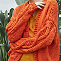 Tom Cardigan In Clementine image