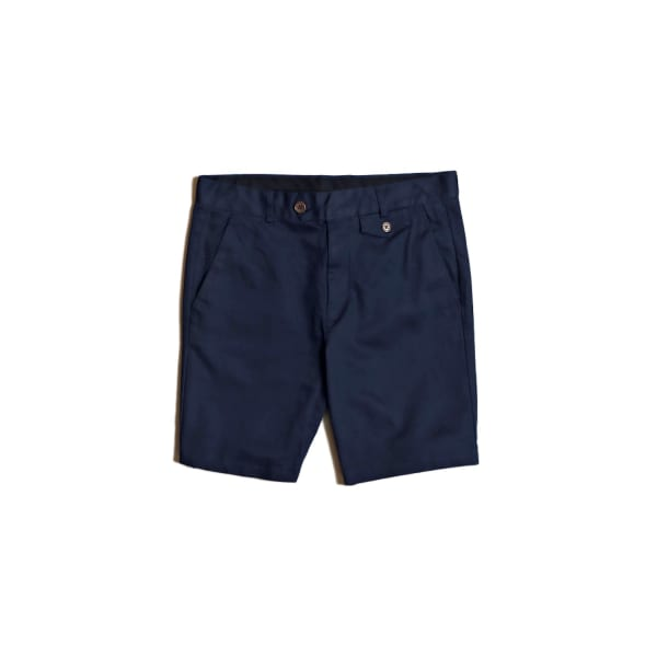 Far Afield Tricker Shorts - Ensign Blue