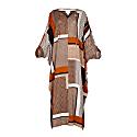 Lightweight Viscose Maxi Kaftan Dress Alya image