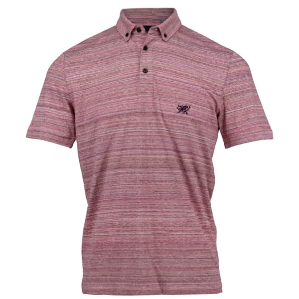 LORDS OF HARLECH Rob Polo In Pink Spacedye
