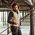 Tan Lincoln Waistcoat Vest image