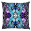 Heavenly Jewel Violet Noir 01 Cushion image