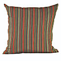 Uzbek Bekhasam Silk Stripe Cushion image