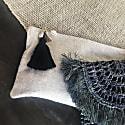Island Vibes Tassel Clutch Bag image