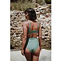 Core Sage High Bikini Bottom image
